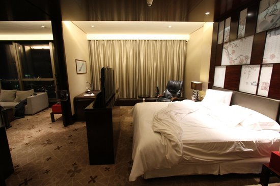 The Westin Beijing Chaoyang: room