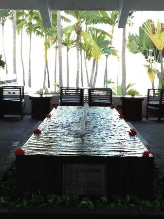 Hyatt Ziva Puerto Vallarta:                   hotel lobby