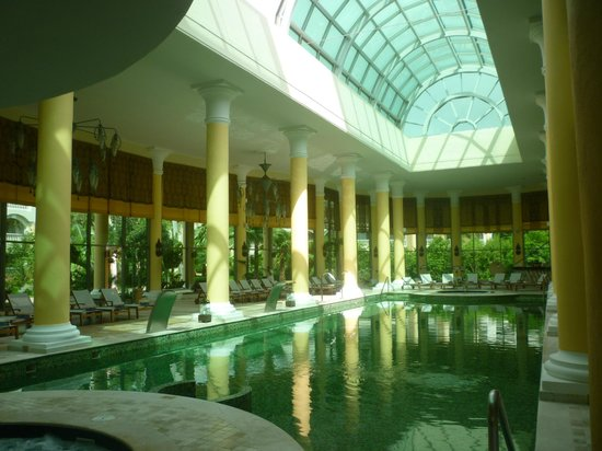 Iberostar Grand Hotel Paraiso: Indoor Pool