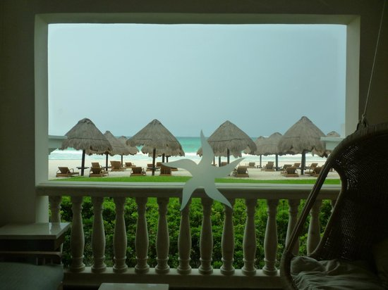 Iberostar Grand Hotel Paraiso: View from our room