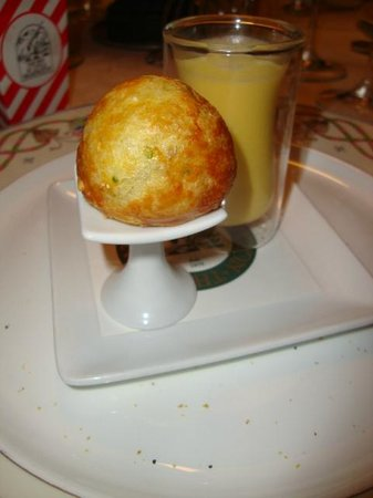 Inn at Little Washington: Amuse-bouche