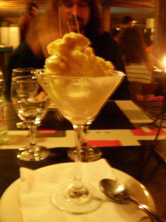 Aquarella Ristorante-Bar:                   mmmmmm.........maracuyá