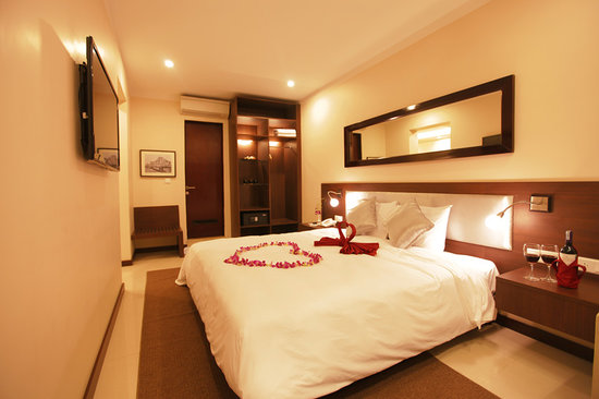 Hong Ha Hotel : Suite room