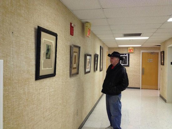 Shenandoah Showcase - Art at the Strasburg Town Hall: Joe Cunningham's work on view February 2013