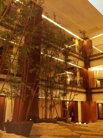 ParkRoyal Kuala Lumpur: 3 floor outsdie our door