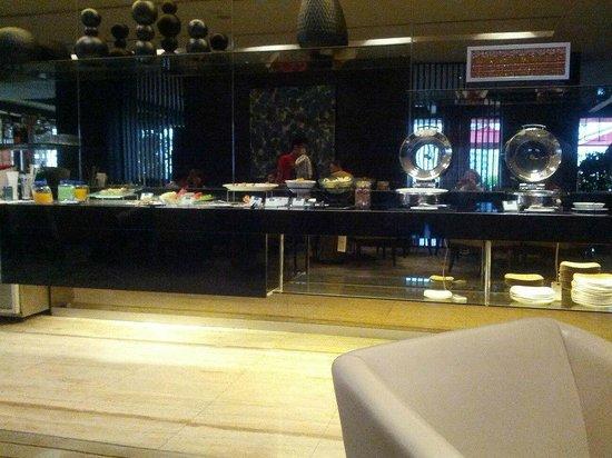 ParkRoyal Kuala Lumpur: Club Room 6th floor