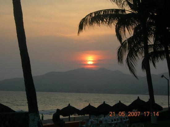 Royal Decameron Complex: Beautiful sunsets
