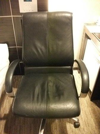 Hotel Active Hiroshima:                   chair for business