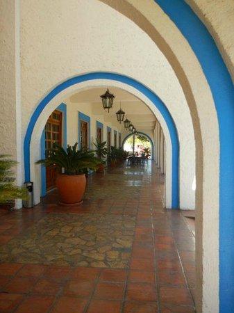 Villa Blanca Huatulco:                   Entrada