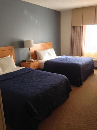 Comfort Inn Oklahoma City: beds