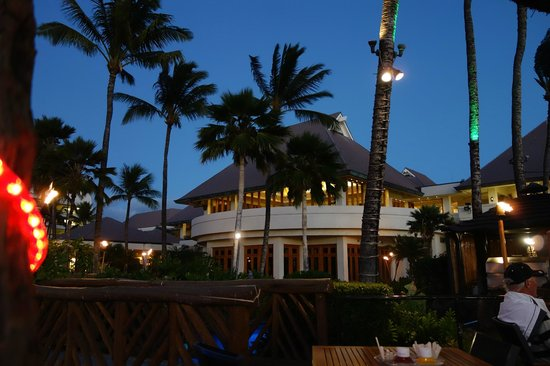 Sheraton Maui Resort & Spa:                   From the Cliff Dive Bar