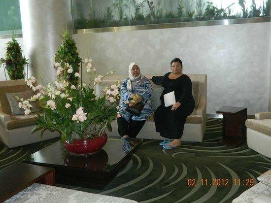 Viva Garden Serviced Residence:                   .