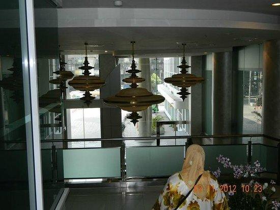Viva Garden Serviced Residence:                   Mezzanine