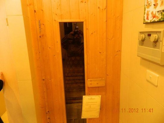 Viva Garden Serviced Residence:                   Sauna