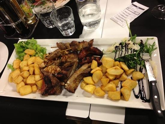 L 39 essenza restaurant reggio emilia ristorante for Restaurant reggio emilia