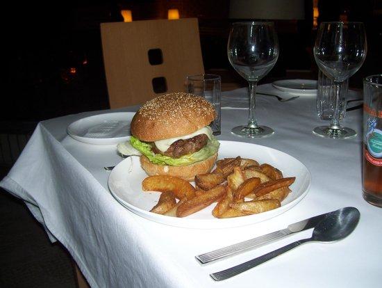 Aqua Alpine Hakuba:                   Kangaroo Burger