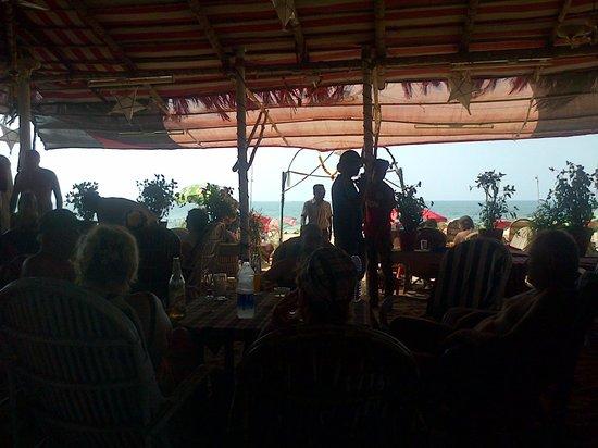 Baga Beach:                   4