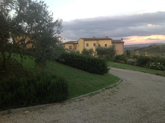 Agriturismo Guardastelle:                   amazing view