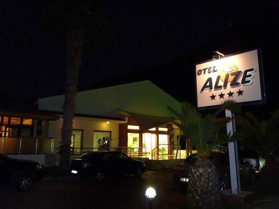 Alize hotel.