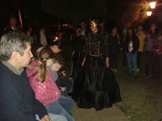 Fiesta Americana Hacienda Galindo:                   Recorrido de leyendas