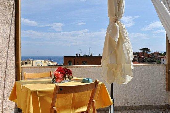 La Rosada :                   View from room