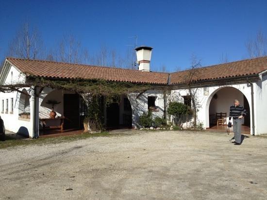 """Casale sul Sile, Włochy:                                                       Agriturismo """"Ai Porteghi"""""""