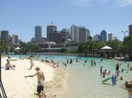 Magical Mystery Tours- Day Tours: SouthBank: A beach in the city!