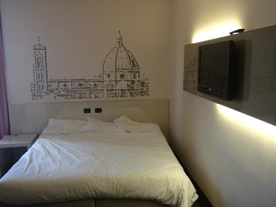 B&B Hotel Firenze City Center:                   camera doppia