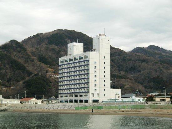 Matsuzaki Itoen Hotel :                   ホテルの外観