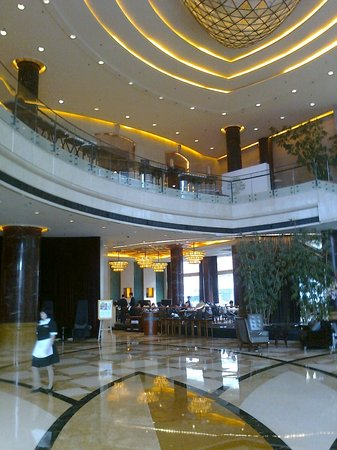 The Hongta Hotel, A Luxury Collection Hotel, Shanghai:                   Lobby