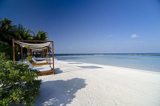 Lily Beach Resort & Spa: Lily Beach Resort Sun Bed