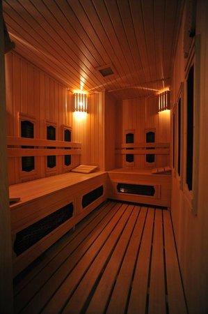 Ontur Butik Otel Ankara: Sauna