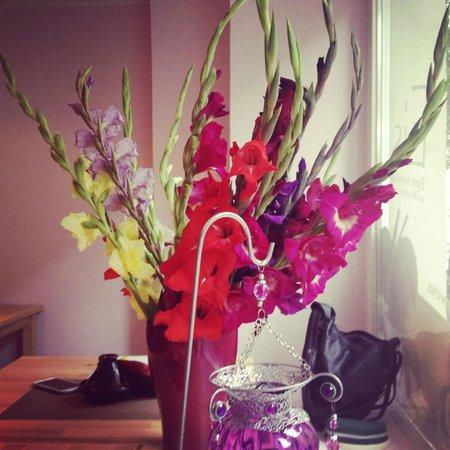 Saphir Boulangerie francaise: Wir lieben frische Blumen