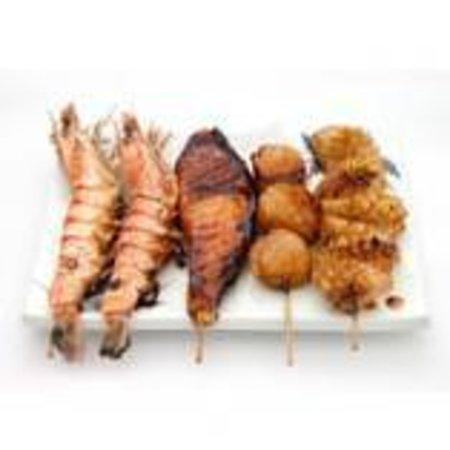 Noboru: 5 fruits de mer