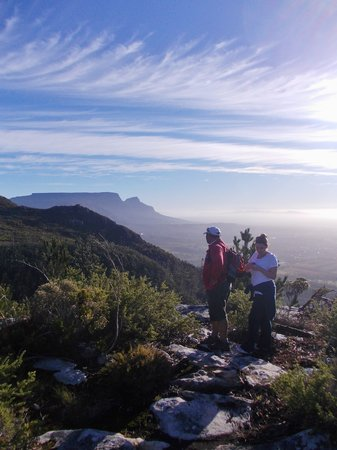 Cape Town Hiking with Tim Lundy -  Tours:                   Silvermine nature reserve