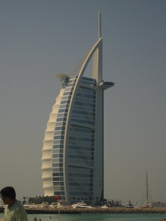 View From Penthouse Picture Of Burj Al Arab Jumeirah