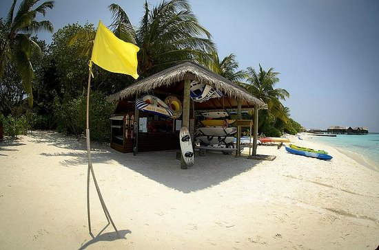 Lily Beach Resort & Spa: Water Sport Activities