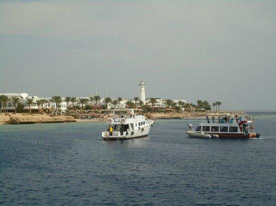 Bay View Hotel:                   Экскурсия на яхте