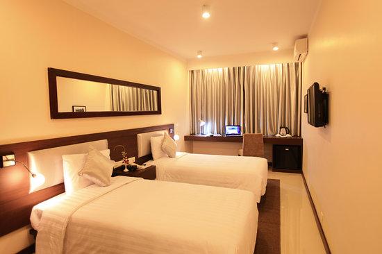 Hong Ha Hotel : Superior Twin