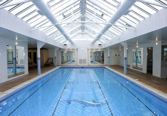 Wroxall Abbey Hotel & Estate: Swimming Pool