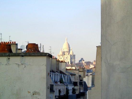 BEST WESTERN PREMIER Le Carre Folies Opera:                   Blick aus meinem Zimmer