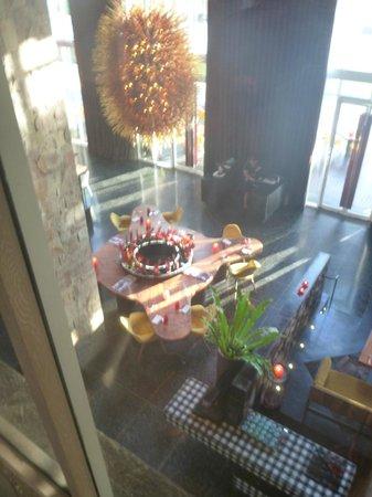 W Bali - Seminyak:                                     fire restaurant