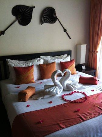 Bandara Resort & Spa: Honeymoon