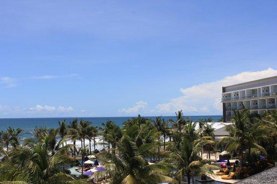 W Bali - Seminyak:                                     view