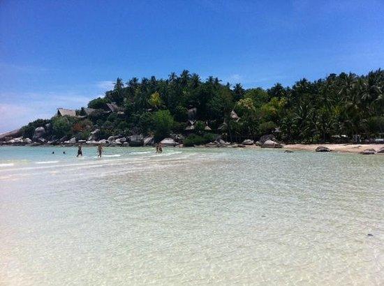 لا سيجال:                   View from Sairee Beach                 