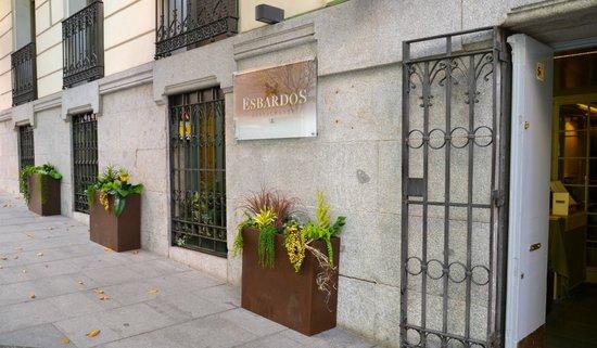 Restaurante Esbardos