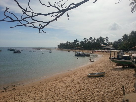 Porto Zarpa Hotel:                   Praia do Forte