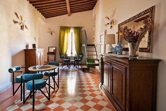 Casa Mastacchi: Lounge