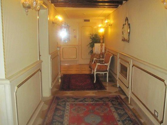 Locanda Ca' del Brocchi: Hall