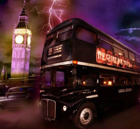 ‪The Ghost Bus Tours - London‬